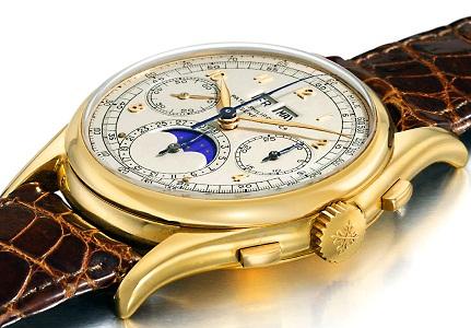 Patek Philippe Reference 1527 Wristwatch