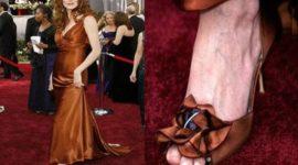 Rita Hayworth Heels by Stuart Weitzman