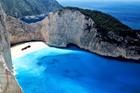 Beautiful Places On Earth 10 Blue Caves Zakynthos Island