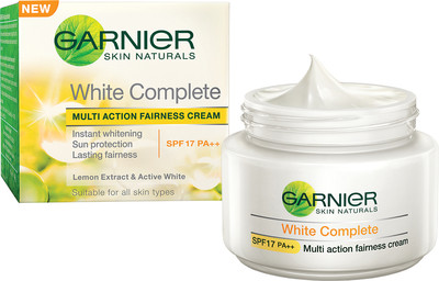 Garnier White Complete Multi Action Fairness Cream