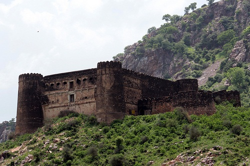Ghost Town of Bhangarh, Rajasthan