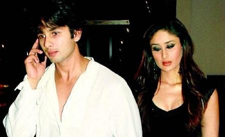 Kareena Kapoor-Shahid Kapur