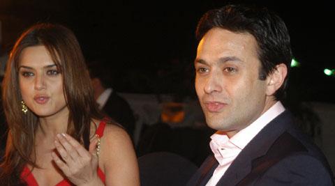 Preity Zinta-Ness Wadia
