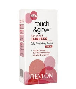 Revlon Touch and Glow Advanced Fairness Daily Moisturizing Cream