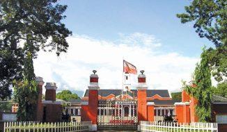 milatry school
