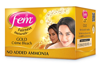 Fem Gold Bleach Cream