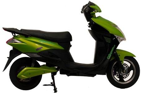 Go Green BOV not 60 kms