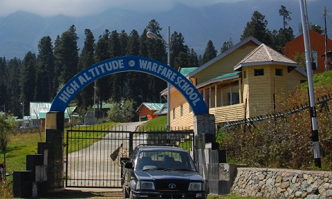High Altitude Warfare School