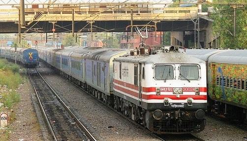 New Delhi Bhopal Shatabdi Express