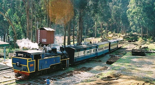 Nilgiri Passenger train