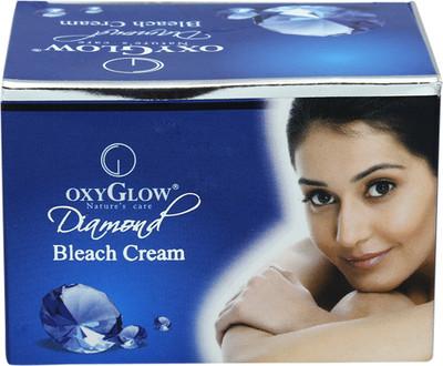 Oxyglow Diamond Facial Bleach Cream