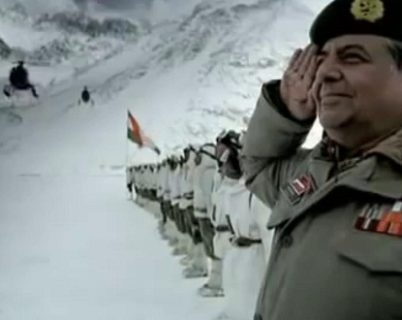 Siachen indian army