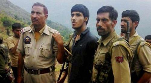 terrorist caught in india