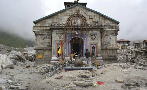 Kedarnath Temple, Uttrakhand