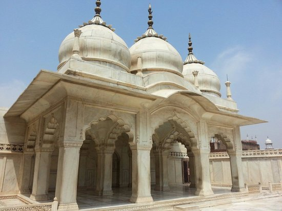 Nagina Masjid, Agra