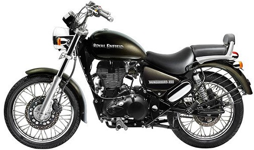 Royal Enfield thunderbird 350 STD