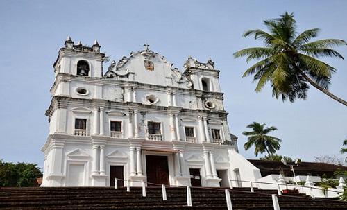The Reis Magos Church