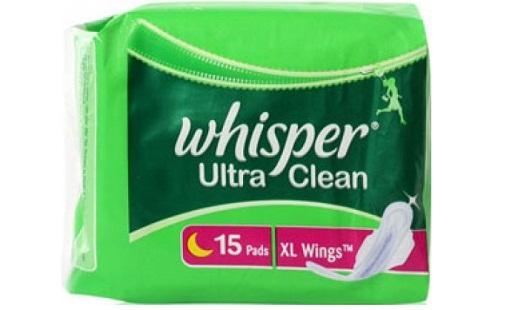 Whisper Ultra Clean XL