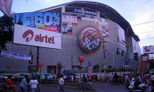 Z Square Shopping Mall