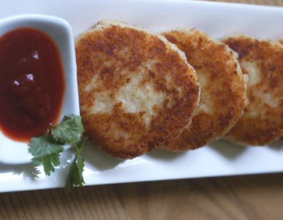 Mix Vegetable Noodle Cutlet