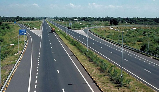 National Highway 7 or National Highway 44