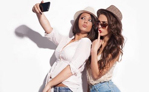 selfie silly
