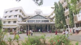 Adyar Cancer Hospital, Chennai