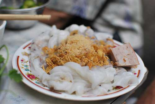 Banh Cuon (Vietnamese Dumplings)