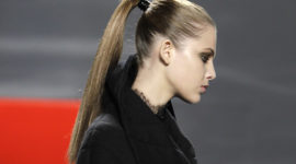 High and Sleek Ponytail