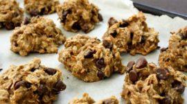 Raw Banana Oatmeal Cookies