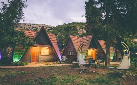 Camping and Water Activities in Maval
