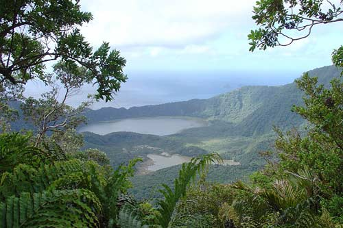 Raoul Island, New Zealand