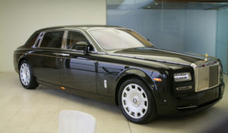 Rolls Royce Phantom Series