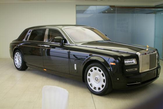 Rolls Royce Phantom Series
