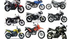 bikes in india