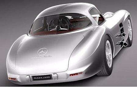 1955 300 SLR
