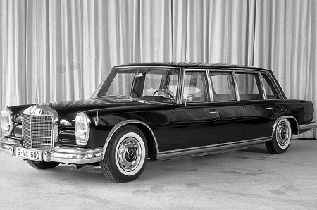 1963 600 Pullman
