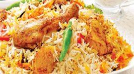 Chicken Reshmi Biryani