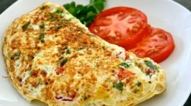 Mediterranean Omelette
