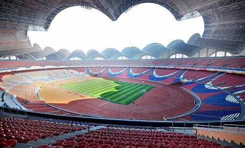 Rungrado May Day Stadium, Pyongyang, North Korea