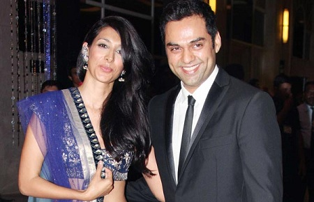 Abhay Deol and Preeti Desai