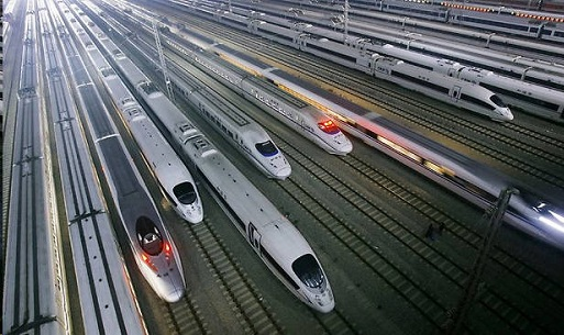 China's High Speed Train