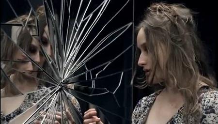 Looking at the Broken Mirror