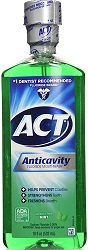 act mouthwash