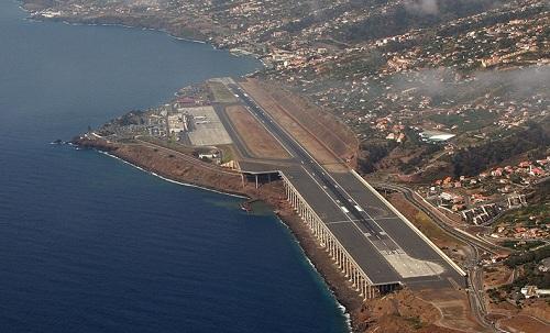 Madeira Airport, Portugal