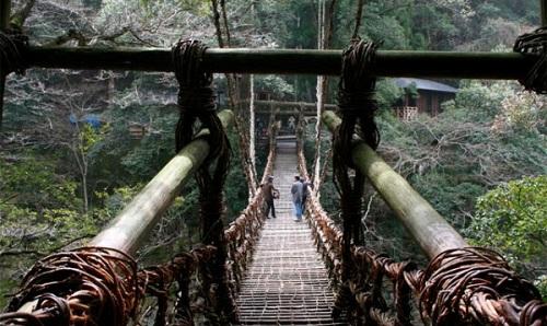 MusouTsuribashi Bridge - Japan