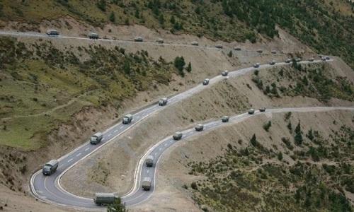 Sichuan-Tibet Highway - China