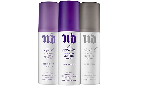 Urban Decay All Night Makeup Setting Spray
