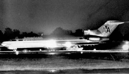 American Airlines Flight 119