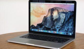 Apple MacBook Pro 2015 Retina